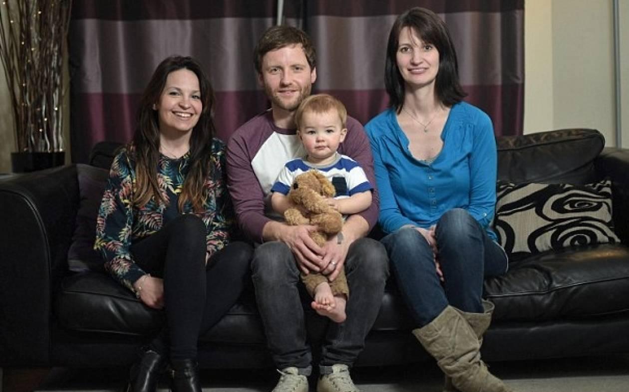 Η συγκινητική ιστορία μίας γυναίκας που γέννησε το… ανιψάκι της! (video & pics)