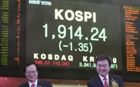 Απώλειες στην Ασία