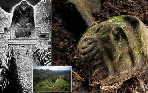 Βρέθηκε η μυθική «Λευκή Πόλη»; (photos)