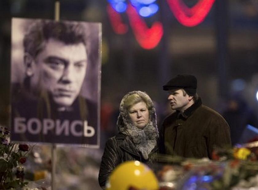 Απαγορεύτηκε η παρουσία Ευρωπαίων πολιτικών στην κηδεία του Νεμτσόφ