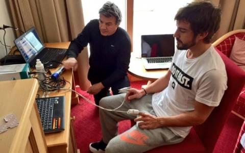 F1: Τι συμβαίνει με τον Alonso; (photos)