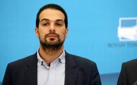Σακελλαρίδης: Ο Καραγκούνης πιστεύει ότι ο Σαμαράς είναι ακόμα πρωθυπουργός…