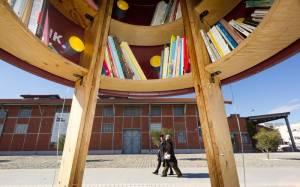 Θεσσαλονίκη: Τετράποδη και... στρουμπουλή η πρώτη δημόσια ανταλλακτική βιβλιοθήκη
