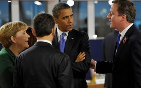 Τι είπαν Ομπάμα-Ευρωπαίοι ηγέτες στην τηλεδιάσκεψη για την Ουκρανία