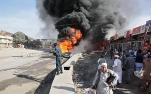Αφγανιστάν: Τουλάχιστον οχτώ νεκροί από επίθεση Ταλιμπάν καμικάζι στη Χελμάντ