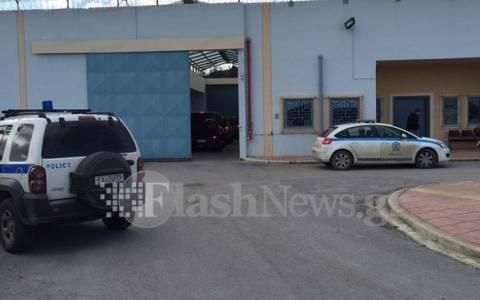 Χανιά: Κατέληξε ο βαρυποινίτης που μαχαιρώθηκε μέσα στις φυλακές