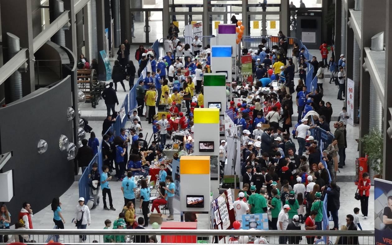 Διαγωνισμός Εκπαιδευτικής Ρομποτικής Έρευνας και Καινοτομίας First Lego League
