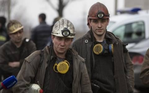 Ουκρανία: Ελάχιστες οι ελπίδες διάσωσης των αγνοούμενων ανθρακωρύχων (video)