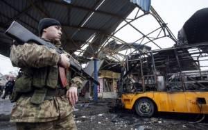 Ουκρανία: Ένας στρατιωτικός νεκρός παρά την εκεχειρία