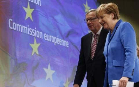 Χωρίς εκπλήξεις οι δηλώσεις Μέρκελ για την Ελλάδα