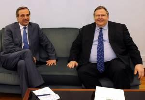 Βενιζέλος και Σαμαράς γύριζαν το CD της λίστας Λαγκάρντ στα γραφεία τους