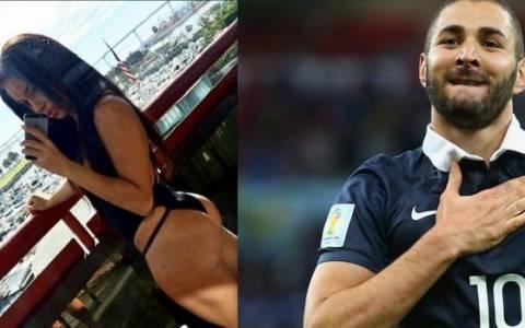 Τρελαίνει κόσμο η σέξι σύντροφος του Μπενζεμά (photos)