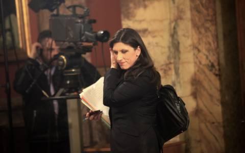Κωνσταντοπούλου: Θα κόβονται τα χρήματα όσων λείπουν από τις επιτροπές