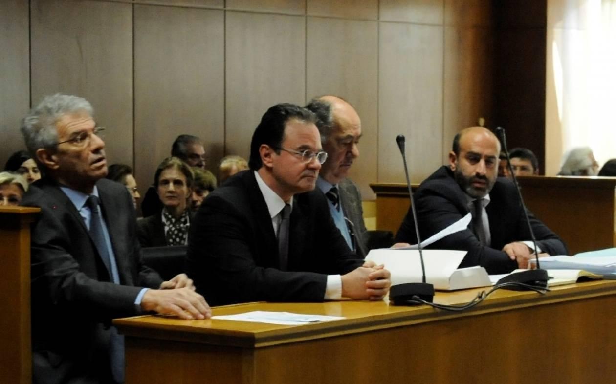 Απερρίφθη το αίτημα Διώτη να μην καταθέσει στη δίκη Παπακωνσταντίνου