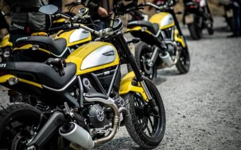 Ducati: Η Scrambler είναι εδώ