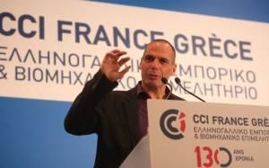 Βαρουφάκης: Να δημιουργήσουμε μία προσομοίωση ομοσπονδίας στην Ευρωζώνη