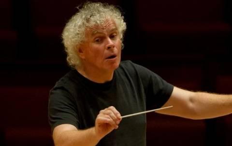 Ο μαέστρος Σάιμον Ρατλ θα διευθύνει τη Συμφωνική Ορχήστρα του Λονδίνου LSO