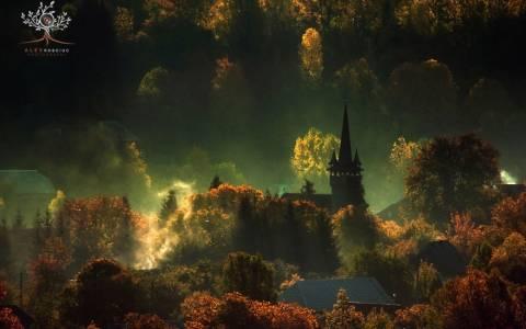 Τρανσυλβανία το ξημέρωμα (photos)