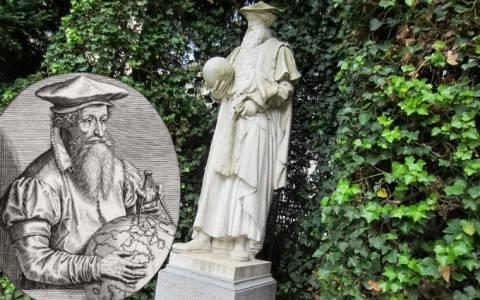 Γεράρδος Μερκάτορ: 503 χρόνια από τη γέννηση του μεγάλου χαρτογράφου (pics)