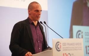 Βαρουφάκης: Επιλεκτική «διαρροή» για σχέδιο, αν δεν πάρουμε το δόση