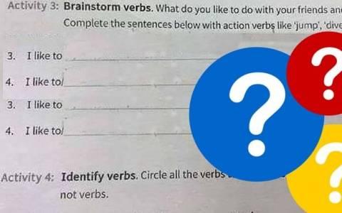 Η επική απάντηση ενός μαθητή σε τεστ που σαρώνει στο διαδίκτυο! (photo)