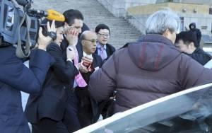 Ν. Κορέα: Η στιγμή της επίθεσης στον αμερικανό πρεσβευτή (video+photos)