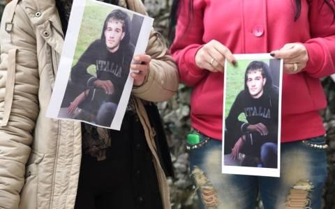 Αναβολή της συγκέντρωσης για τον Βαγγέλη ζητά η οικογένειά του