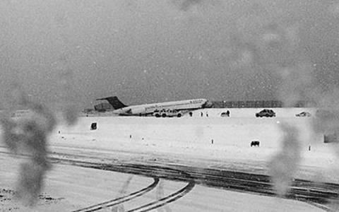 Αεροπορικό ατύχημα στη Νέα Υόρκη (Video)