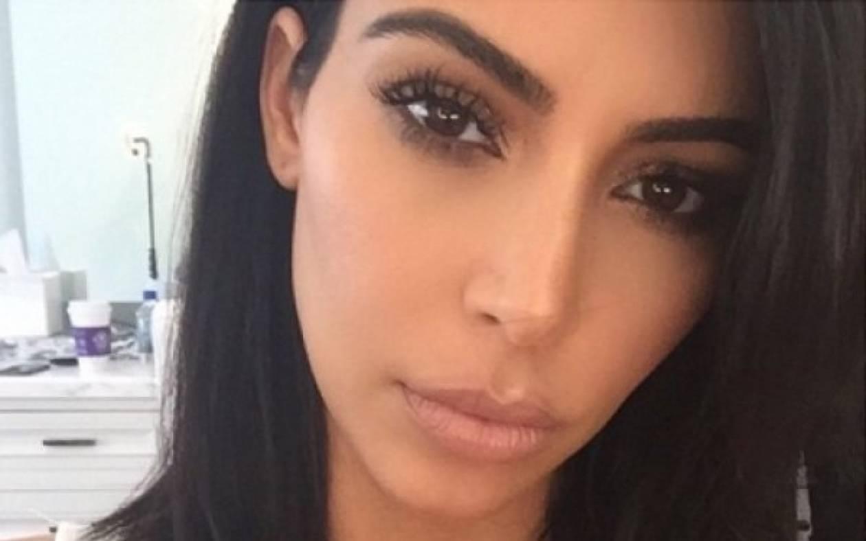 Η Kim Kardashian έγινε πιο ξανθιά από ποτέ!
