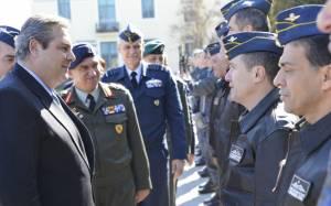 Καμμένος: Eνίσχυση εθνοφυλάκων στο Αιγαίο
