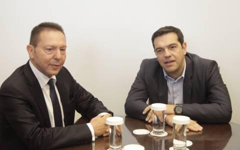 Αύριο (06/03) η συνάντηση Στουρνάρα - Τσίπρα