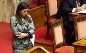 Κωνσταντοπούλου: ΣΥΡΙΖΑ - ΑΝΕΛ δεν θα βαπτίσουν το κρέας ψάρι