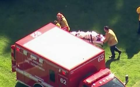 Στο νοσοκομείο ο Χάρισον Φορντ – Είχε πτώση με μικρό αεροπλάνο (pics)