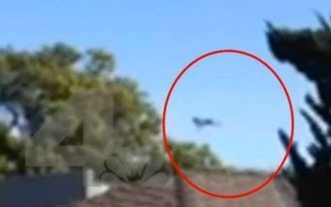 Ντοκουμέντο: Το αεροπλάνο του Χάρισον Φορντ στιγμές πριν τη συντριβή (video)