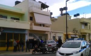 Τραγωδία στο Ηράκλειο - Σκοτώθηκε ενώ έβαφε το σπίτι του (Photos)