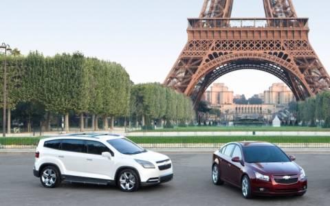 Chevrolet: Ανάκληση στα μοντέλα Cruze και Orlando