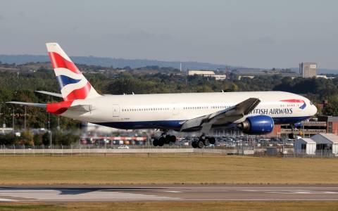 Αίσιο τέλος για την πτήση της British Airways: Προσγειώθηκε με ασφάλεια στο Χίθροου