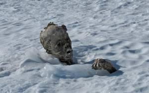 Μεξικό: Ένα μακάβριο μυστικό κρυβόταν κάτω από τα χιόνια για μισό αιώνα (pics)