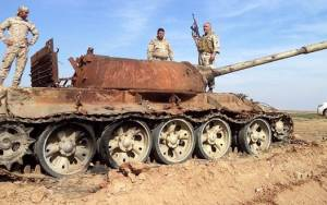 Νέα νίκη επί του ΙΚ: Ανακατάληψη της πόλης Αλ Μπαγκντάντι