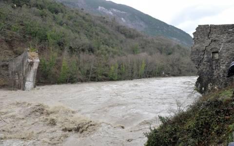 Γεφύρι της Πλάκας: Ερευνητές είχαν προβλέψει τον κίνδυνο κατάρρευσης