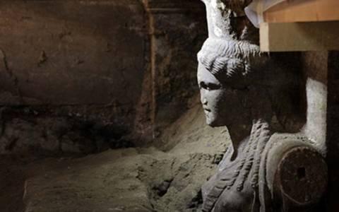 Αμφίπολη - Περιστέρη: «Η ανασκαφή δεν τελείωσε εκεί»