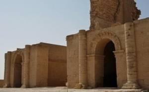 Ιράκ: Οι τζιχαντιστές κατέστρεψαν και την αρχαία πόλη Χάτρα (videos+photos)