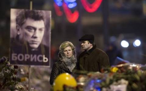 Ρωσία: Δύο ακόμη συλλήψεις για τον φόνο του Μπόρις Νεμτσόφ (video)