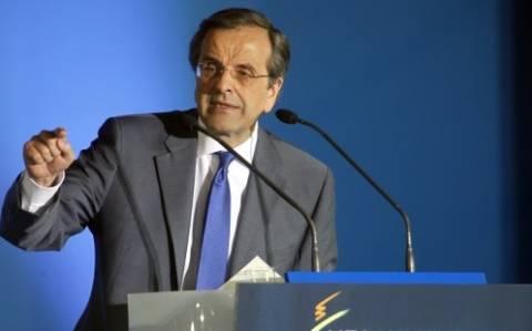 Σαμαράς: Δεν θα γίνει έκτακτο συνέδριο, το θέμα της ηγεσίας έκλεισε