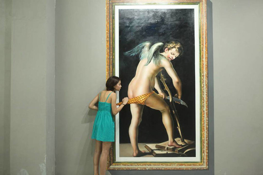 Το μουσείο όπου ο επισκέπτης γίνεται κομμάτι της τέχνης! (photos)