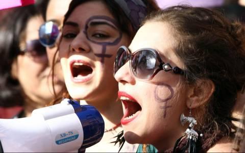 Παγκόσμια Ημέρα της Γυναίκας: Ογκώδεις διαδηλώσεις σε όλο τον κόσμο