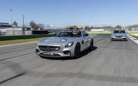 F1: Τα αυτοκίνητα ασφαλείας των Grand Prix