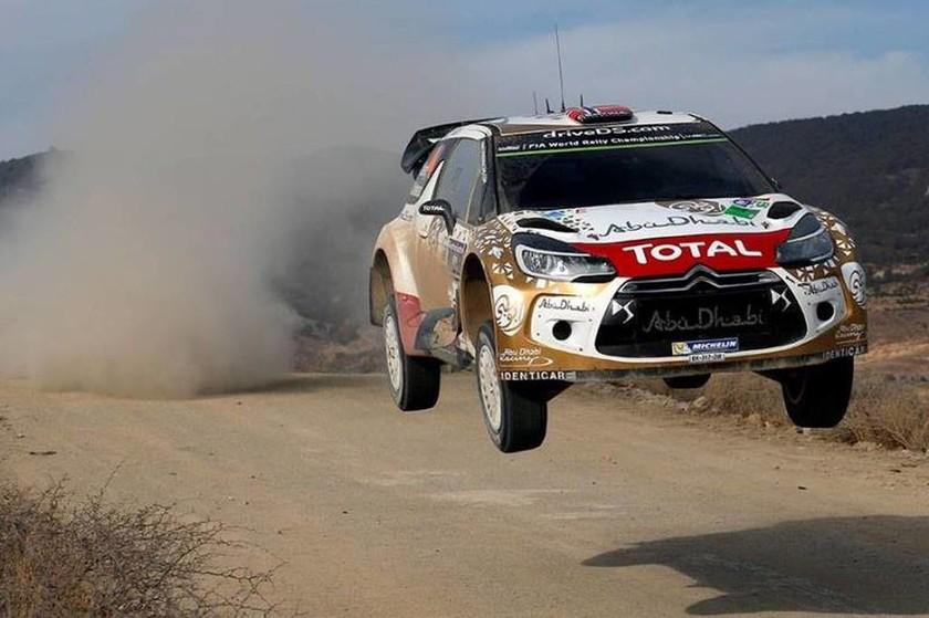 WRC: Ράλλυ Μεξικό και Ogier στην τρίτη