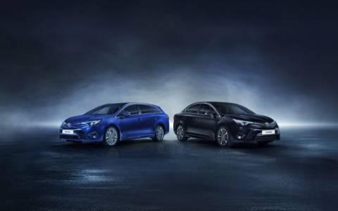 Toyota: Νέο Avensis με κύρος, άνεση και απόδοση