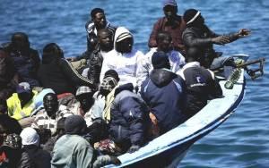 Σύλληψη 22 παράνομων μεταναστών στη Μυτιλήνη